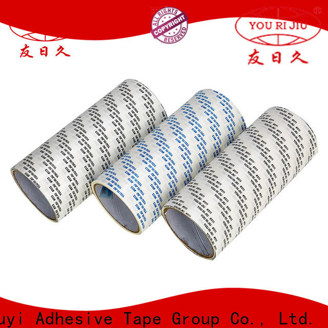 Yourijiu professional pressure sensitive tape customized for airborne