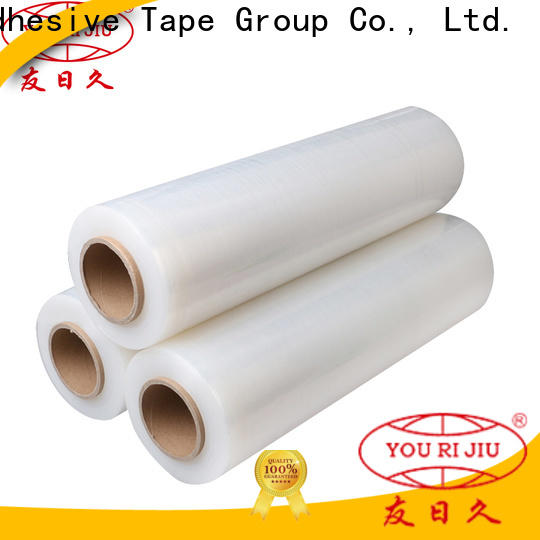 Yourijiu professional pallet wrap promotion