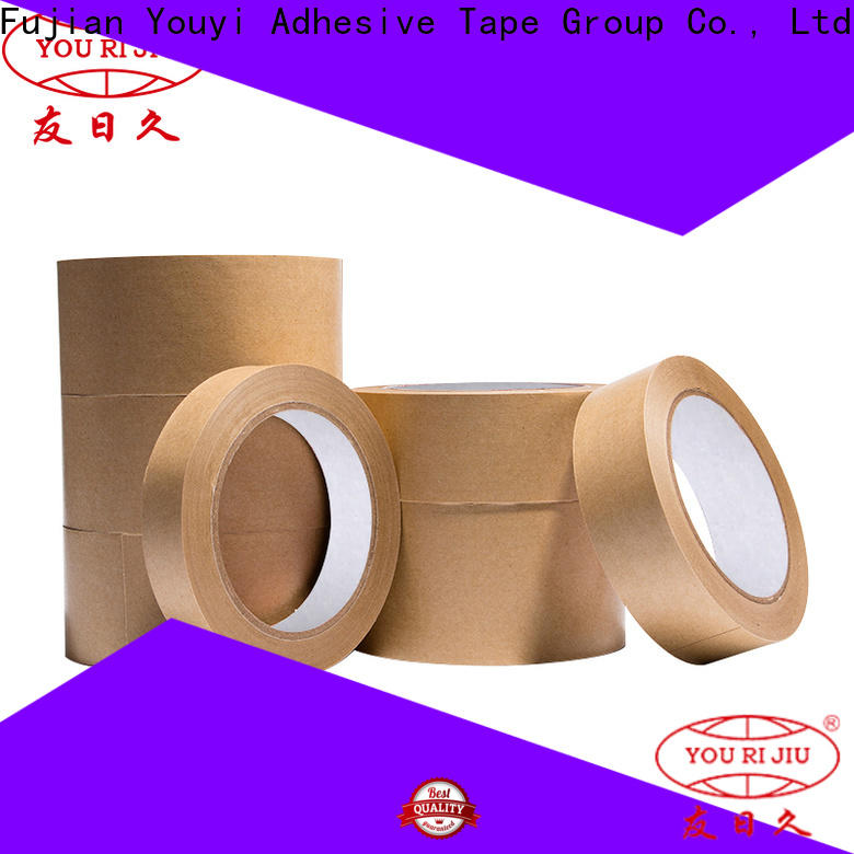 Yourijiu kraft paper tape directly sale for package