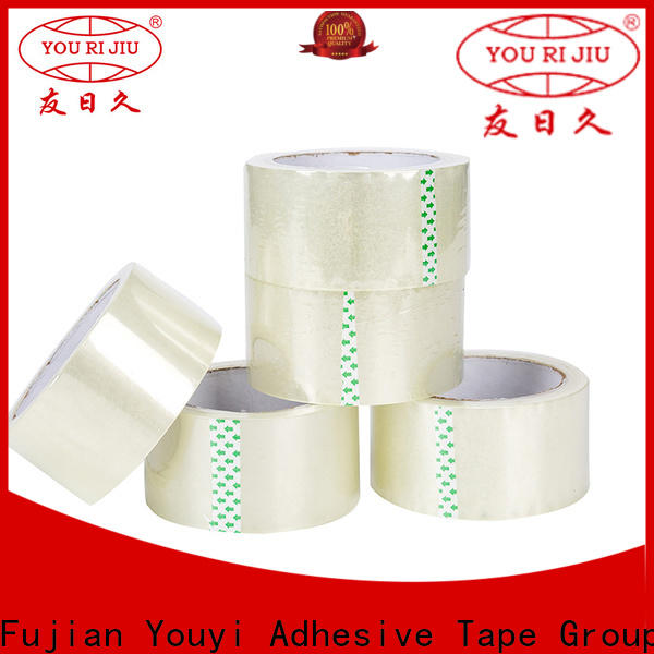 odorless bopp adhesive tape supplier for decoration bundling