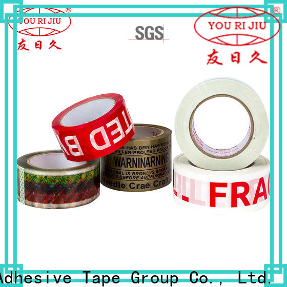Yourijiu colored tape factory price for decoration bundling