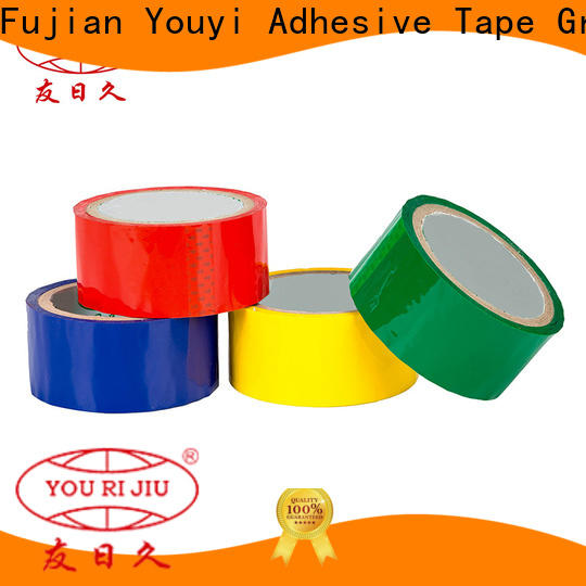 odorless bopp stationery tape factory price for strapping