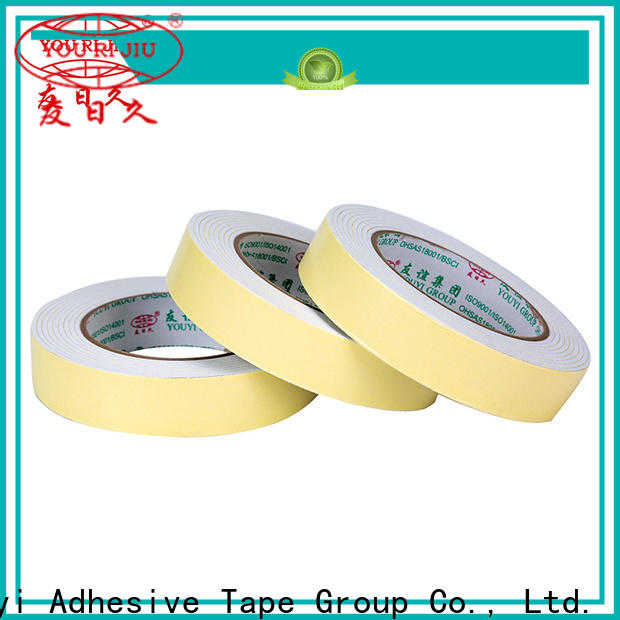 Yourijiu professional double sided eva foam tape online for stickers