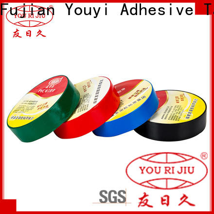 Yourijiu pvc tape wholesale for capacitors