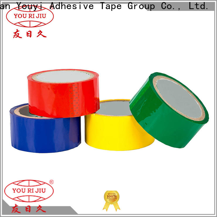 Yourijiu clear tape supplier for strapping