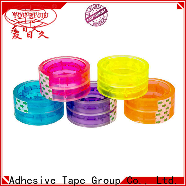 non-toxic colored tape supplier for strapping