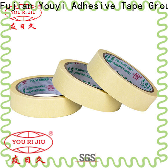 Yourijiu masking tape directly sale for home decoration