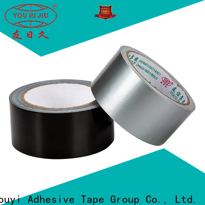 corrosion resistance cloth adhesive tape supplier for waterproof packaging