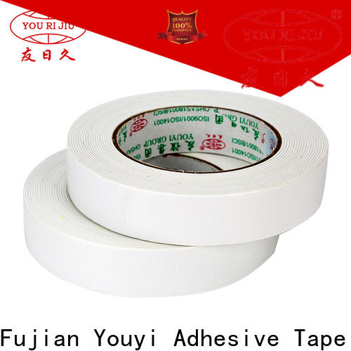 Yourijiu double sided tape promotion for stationery