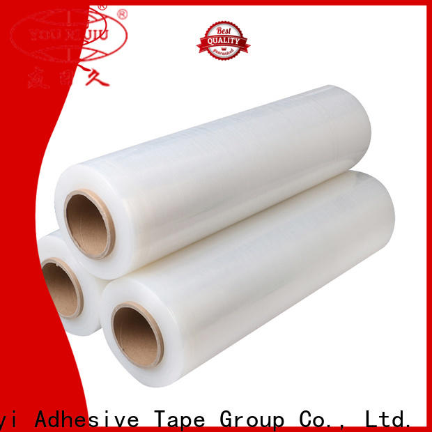 Yourijiu good quality stretch film wrap wholesale for hold box