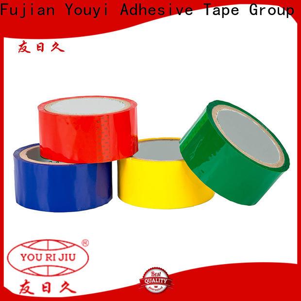Yourijiu bopp adhesive tape high efficiency for carton sealing