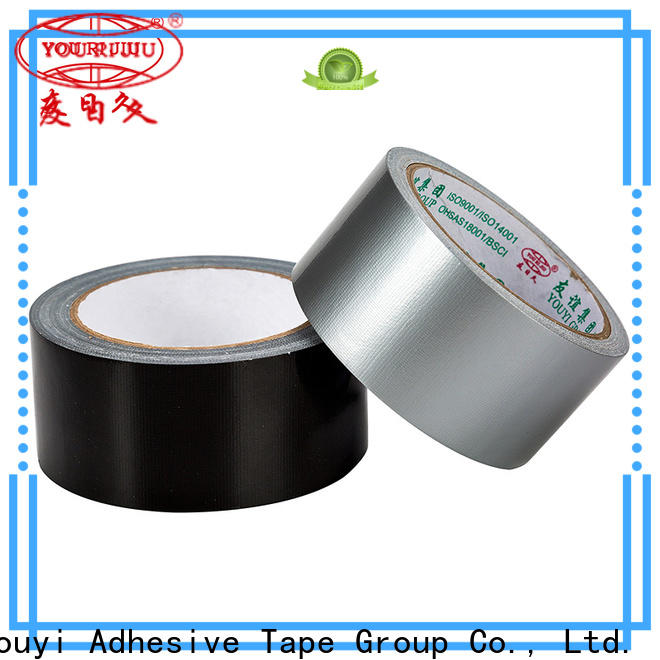 Yourijiu water resistance duct tape directly sale for carton sealing