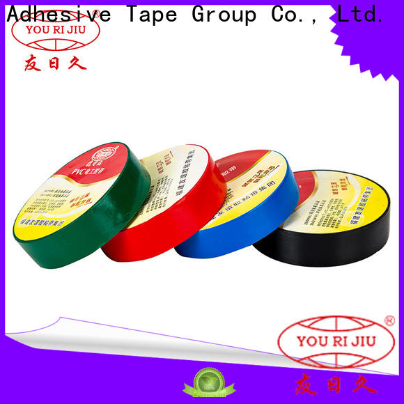 Yourijiu professional electrical tape supplier for voltage regulators