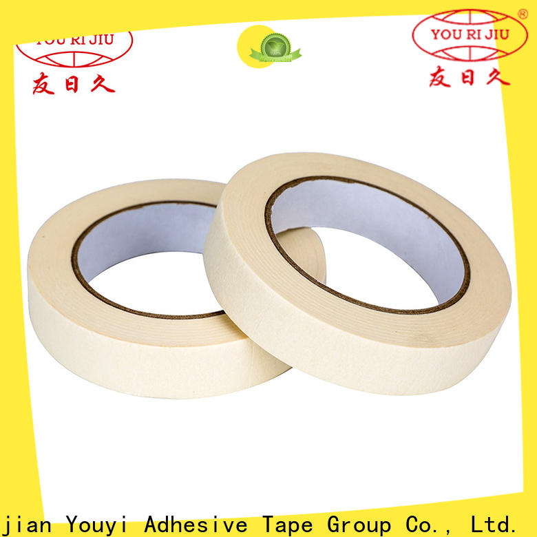 Yourijiu adhesive masking tape supplier for woodwork