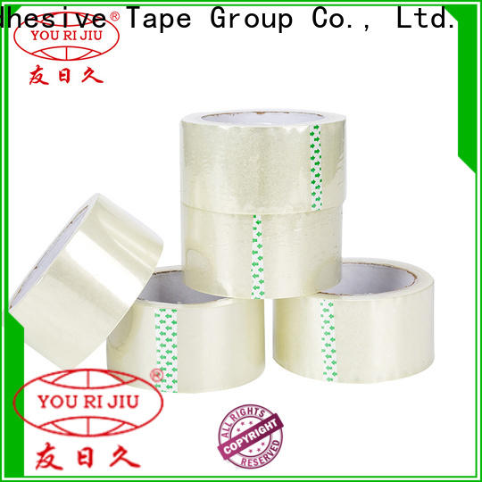 Yourijiu bopp packing tape anti-piercing for strapping