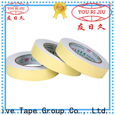 Yourijiu aging resistance double face tape at discount for stationery