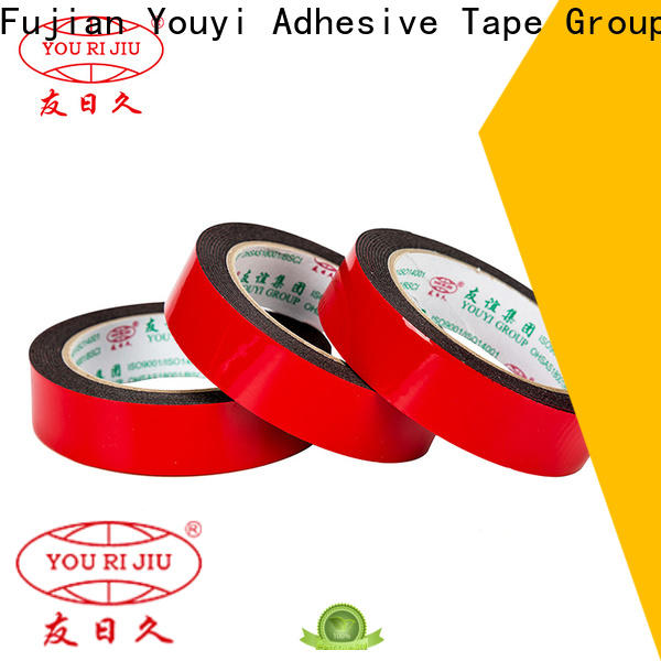 Yourijiu anti-skidding double sided eva foam tape at discount for stickers