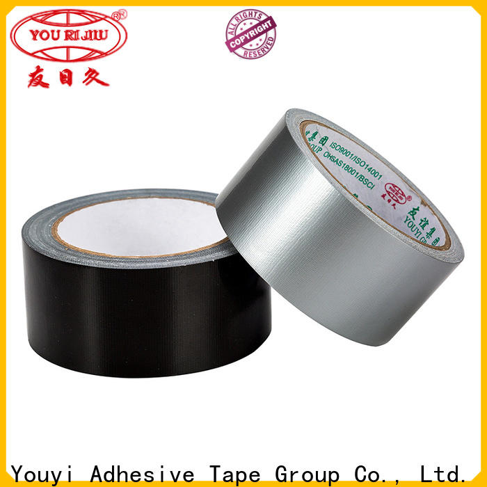 corrosion resistance cloth adhesive tape on sale for waterproof packaging