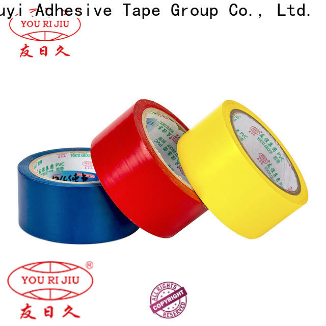 Yourijiu pvc sealing tape wholesale for wire joint winding