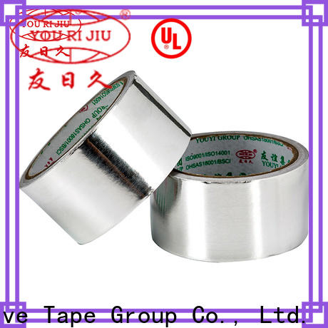 Yourijiu durable aluminum tape from China for hotels
