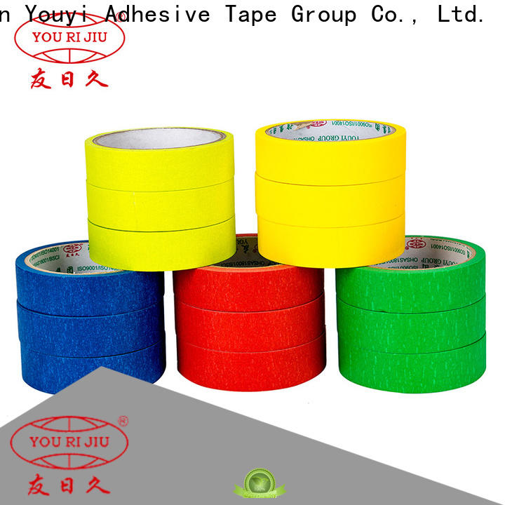 Yourijiu masking tape price directly sale for home decoration