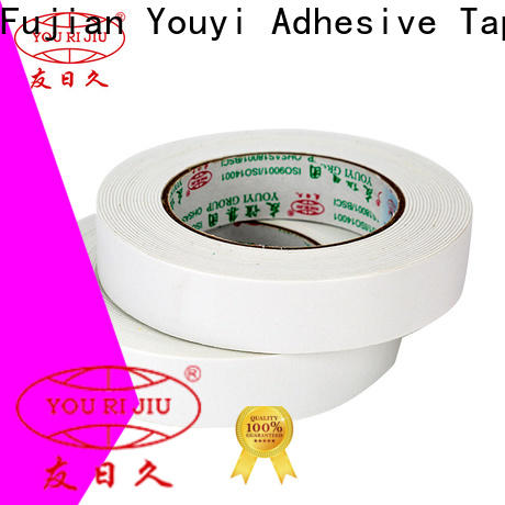 Yourijiu double tape manufacturer for food