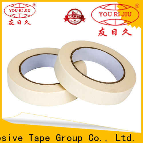 Yourijiu masking tape easy to use for light duty packaging