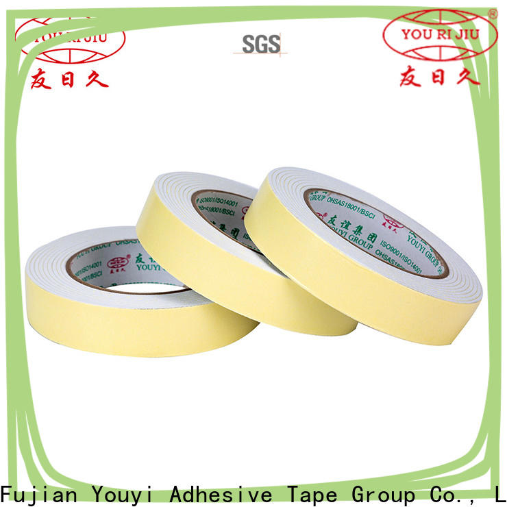 safe double sided foam tape promotion for office