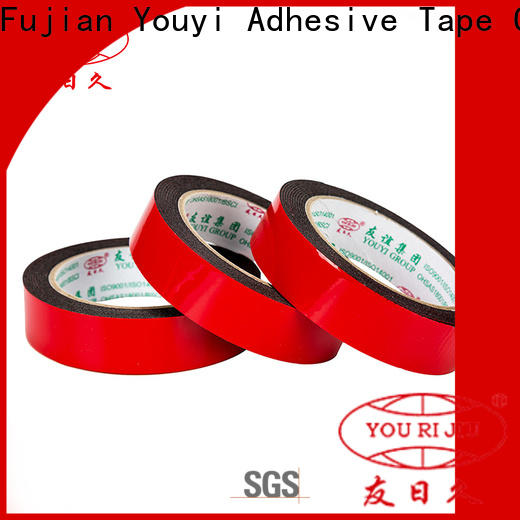 professional double side tissue tape manufacturer for food