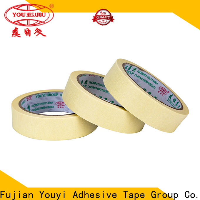 high adhesion masking tape wholesale for light duty packaging