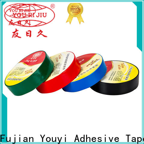 Yourijiu pvc tape supplier for wire joint winding