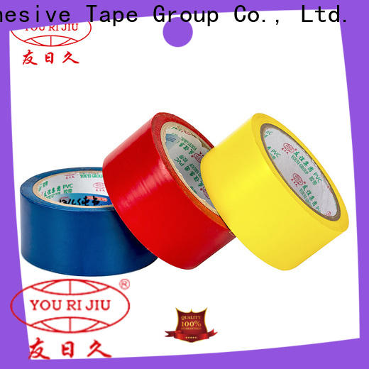 Yourijiu good quality pvc adhesive tape supplier for motors