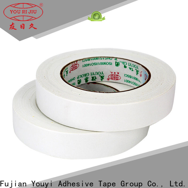 safe double tape promotion for stationery