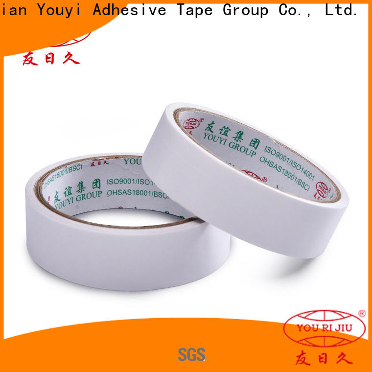 professional double face tape at discount for stationery