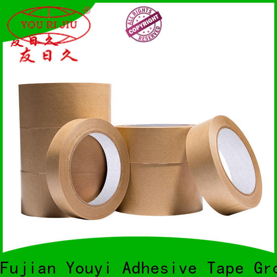 Yourijiu multi function kraft tape factory price for stationary