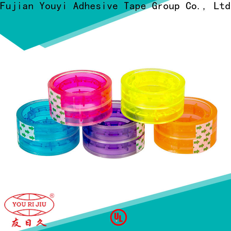 good quality bopp adhesive tape supplier for auto-packing machine