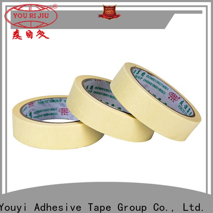 high temperature resistance adhesive masking tape directly sale for bundling tabbing