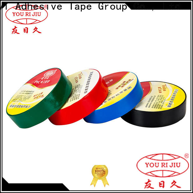 Yourijiu waterproof pvc adhesive tape personalized for motors