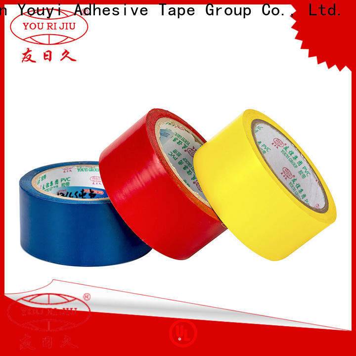 anti-static pvc adhesive tape personalized for transformers