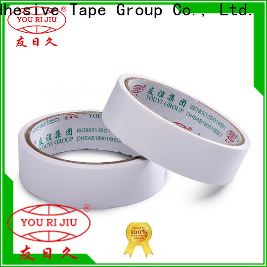 Yourijiu anti-skidding double face tape manufacturer for stickers