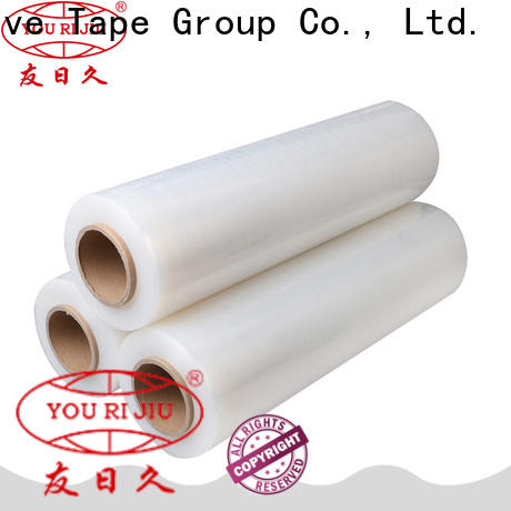 good quality pallet wrap supplier for transportation