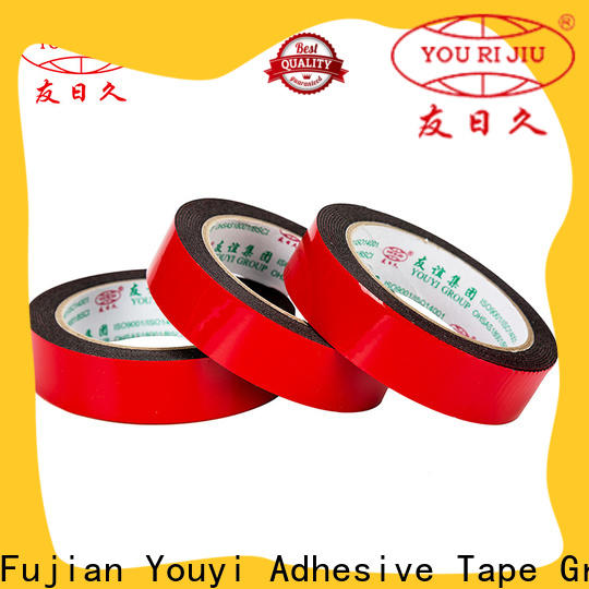 anti-skidding double sided eva foam tape manufacturer for stationery