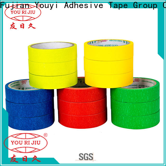 high temperature resistance best masking tape directly sale for woodwork