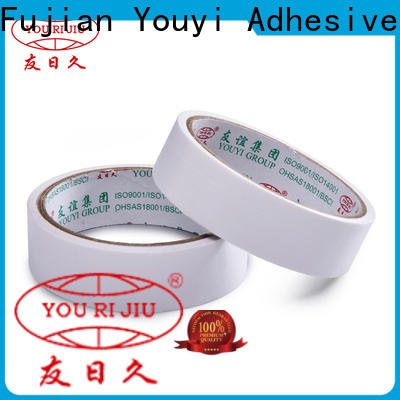 Yourijiu aging resistance double tape manufacturer for stickers