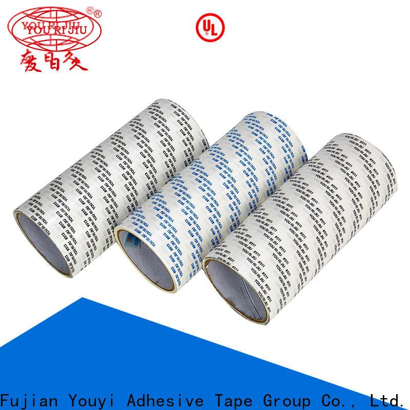 Yourijiu durable pressure sensitive tape series for petrochemical