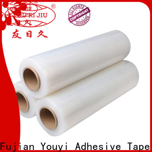 Yourijiu customized pallet wrap directly sale for transportation