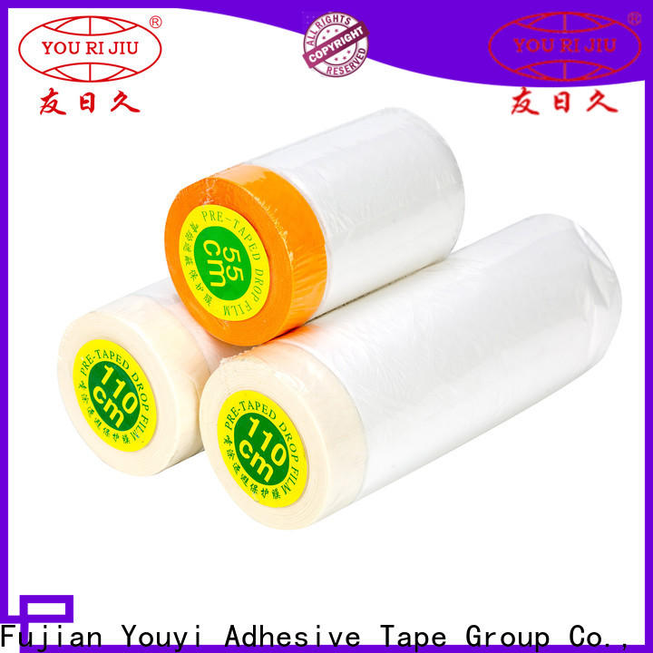 multi purpose adhesive masking film factory for painting