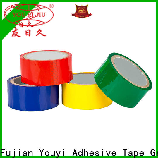 non-toxic bopp stationery tape supplier for decoration bundling