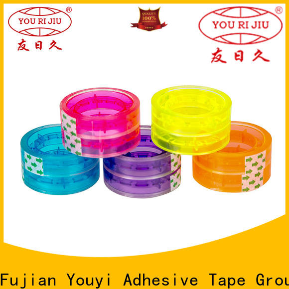Yourijiu bopp tape anti-piercing for strapping
