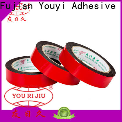 Yourijiu double sided eva foam tape manufacturer for stickers